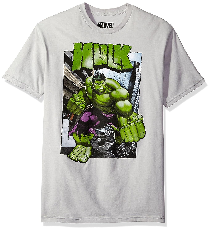 Marvel The Incredible Hulk Hulktastic Camiseta Gris para ...