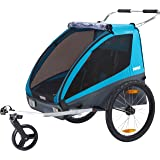 Amazon Com Weeride Co Pilot Bike Trailer Bike