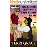 Runaway Bride Swept Up By A Western Farmer (Reader Gold Collection)
