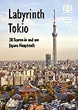 Labyrinth Tokio - 38 Touren in und um Japans Hauptstadt: Ein Führer mit 95 Bildern, 42 Karten, 270 Internetlinks und 20 Online-Karten für Computer und Mobiltelefon.