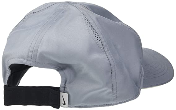 29a868d8e17183 Amazon.com: Nike Featherlight Hat - Cool Grey: Clothing