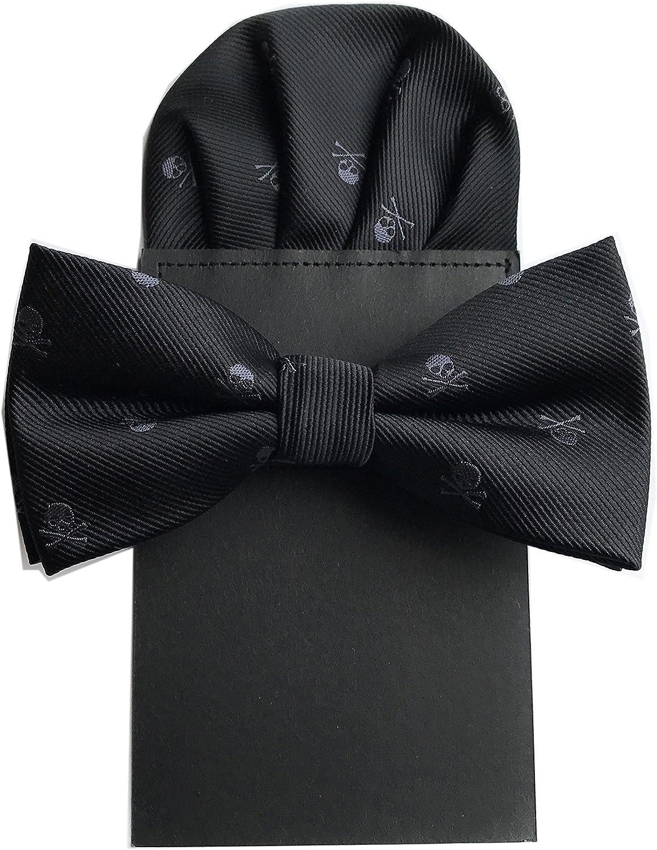 Money Design Polyester Tuxedo Classic BowTie Neckwear Unisex Pre-Tied Bow Tie