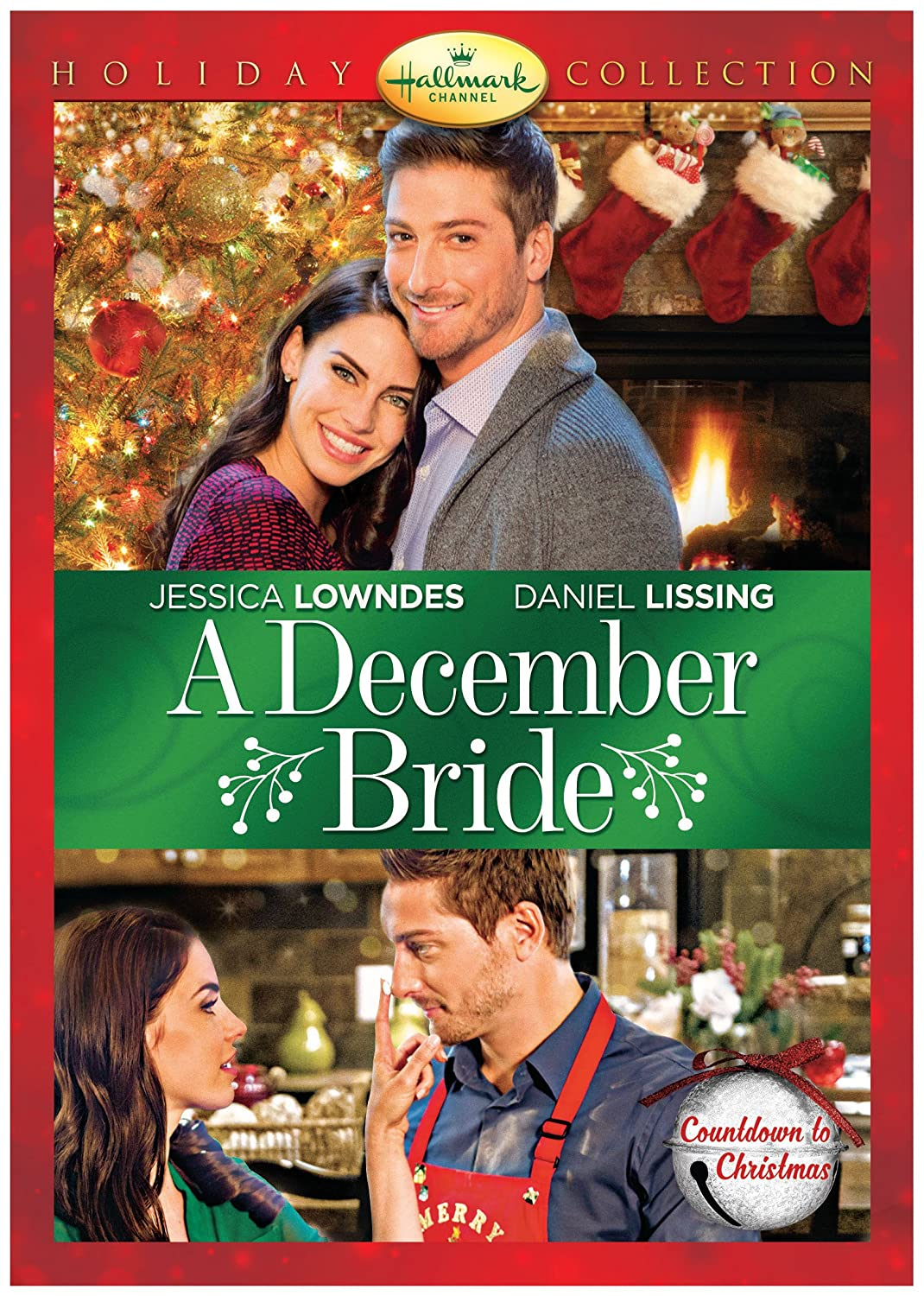 Amazon.com: A December Bride: Daniel Lissing, Jessica Lowndes, None ...