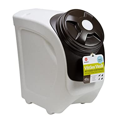 Vittles Vault Stackable Home Collection Containers for Pet Food