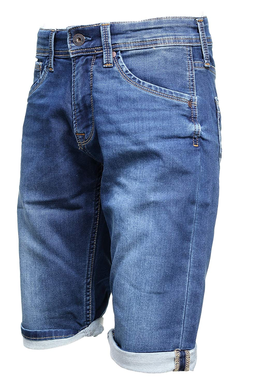 Pepe Jeans Short gar/çon Cashed Pb800333gk9 Bleu