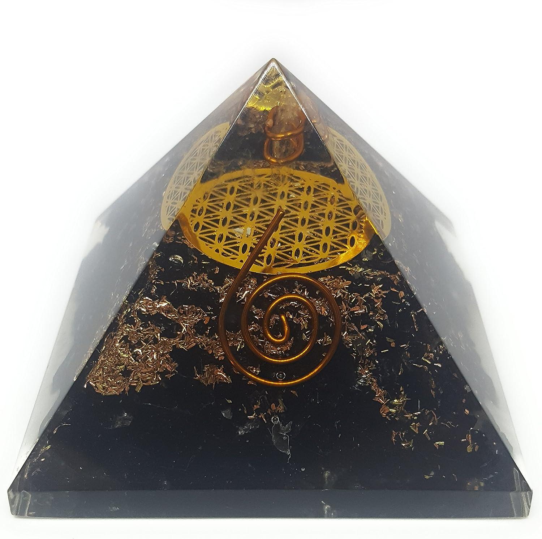tourmaline pyramid
