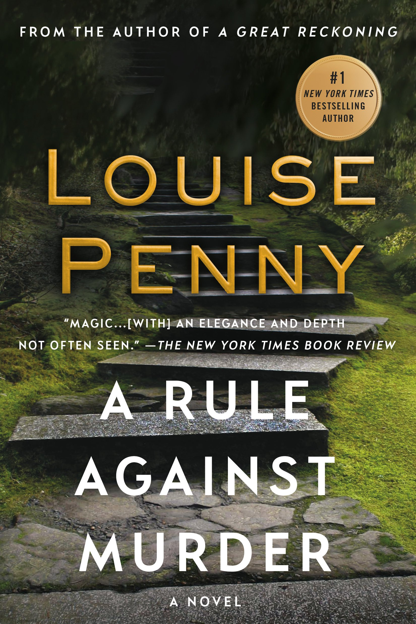 books by louise penny in chronological order