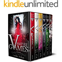 The Vampire Games: Two Complete Seasons