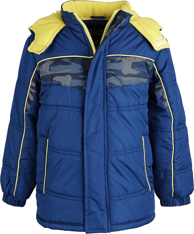 iXtreme Baby Boys Down Alternative Bubble Snowsuit Ski Bib and Jacket Set
