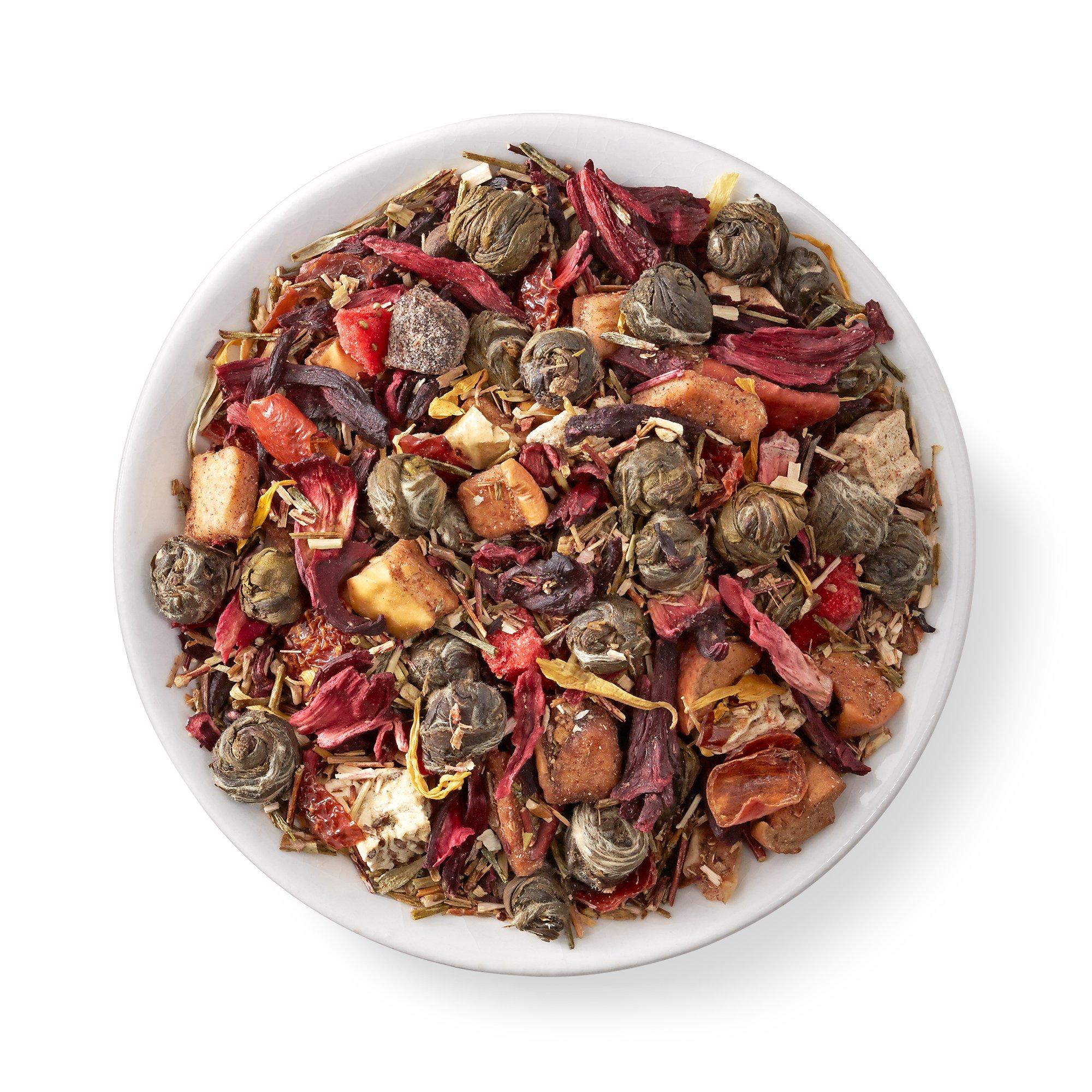 Peachberry Jasmine Sutra Green Tea by Teavana