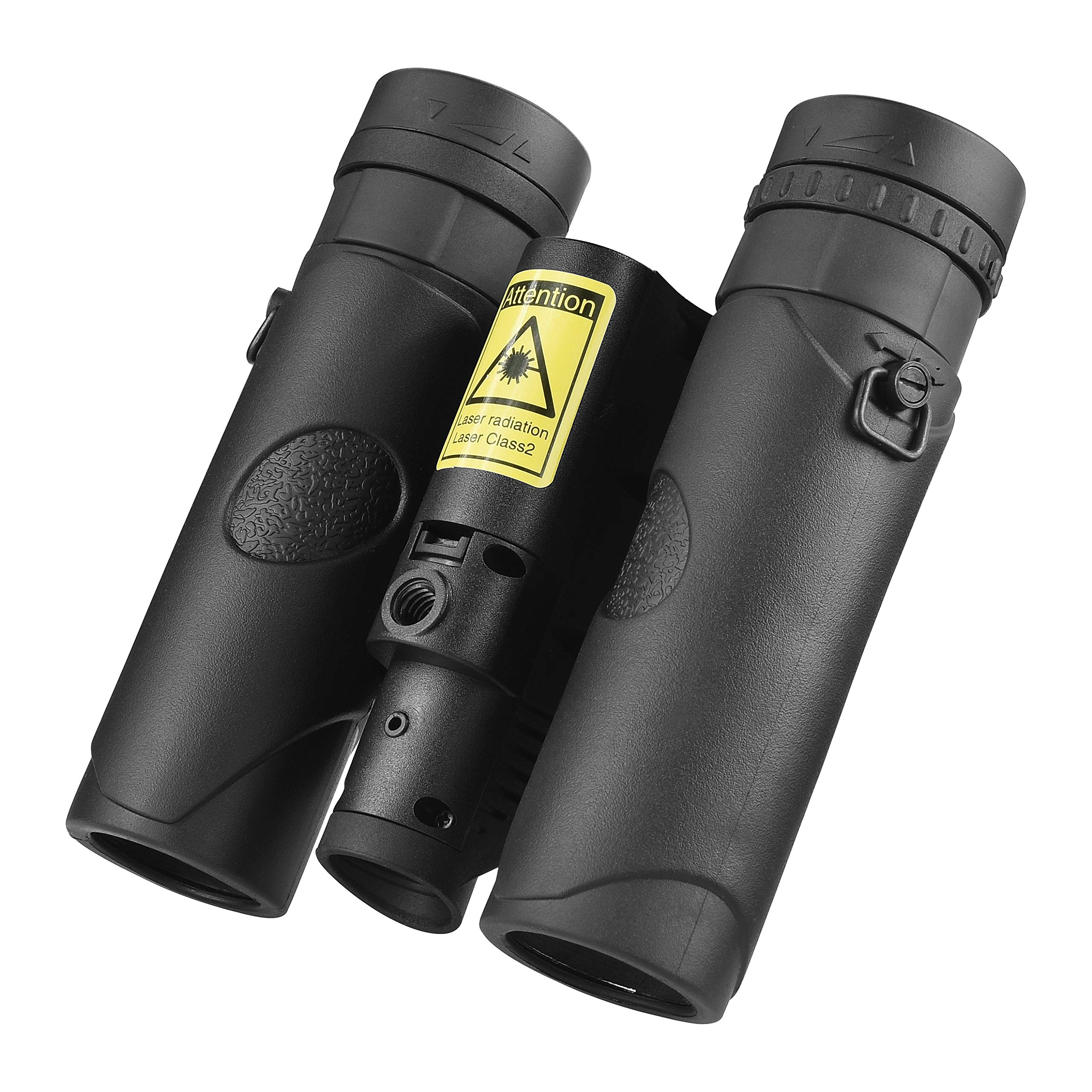 Beileshi 10X Binocular Telescope Laser Radiation Night Vision for Adults Bird Watching Travel Stargazing Hunting Concerts Sports-BAK4 Prism FMC Lens-with Carrying Case (Black-Binocular Laser) by Beileshi (Image #4)