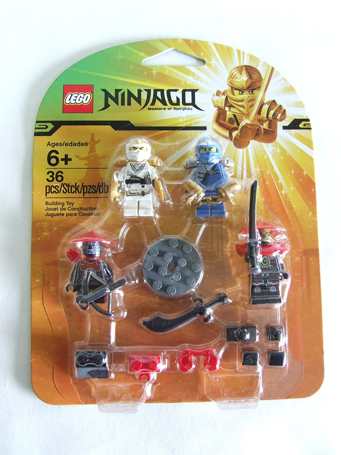 Lego Ninja Go mini fig Battle Pack 850 632 (japan import ...