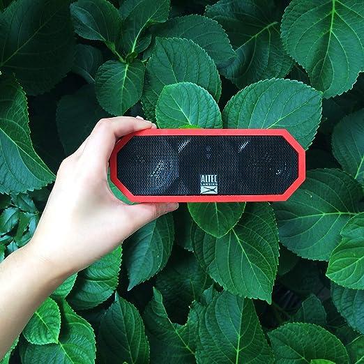 Altec Lansing IMW457-BLK Jacket H2O 2 Bluetooth Speaker