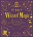 The Book of Wizard Magic: In Which the Apprentice Finds Marvelous Magic Tricks, Mystifying Illusions & Astonishing Tales…