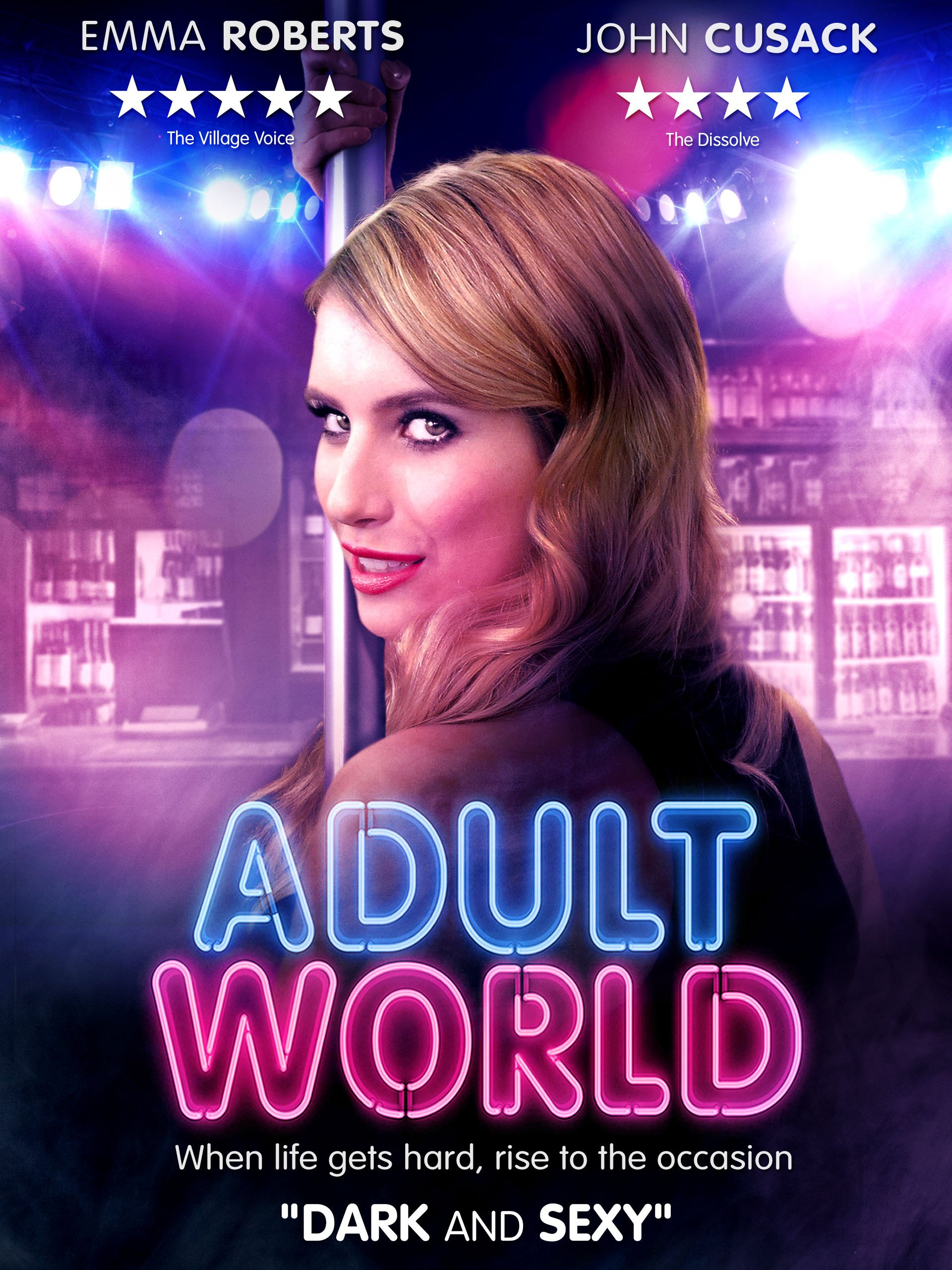 Rental club movie adult
