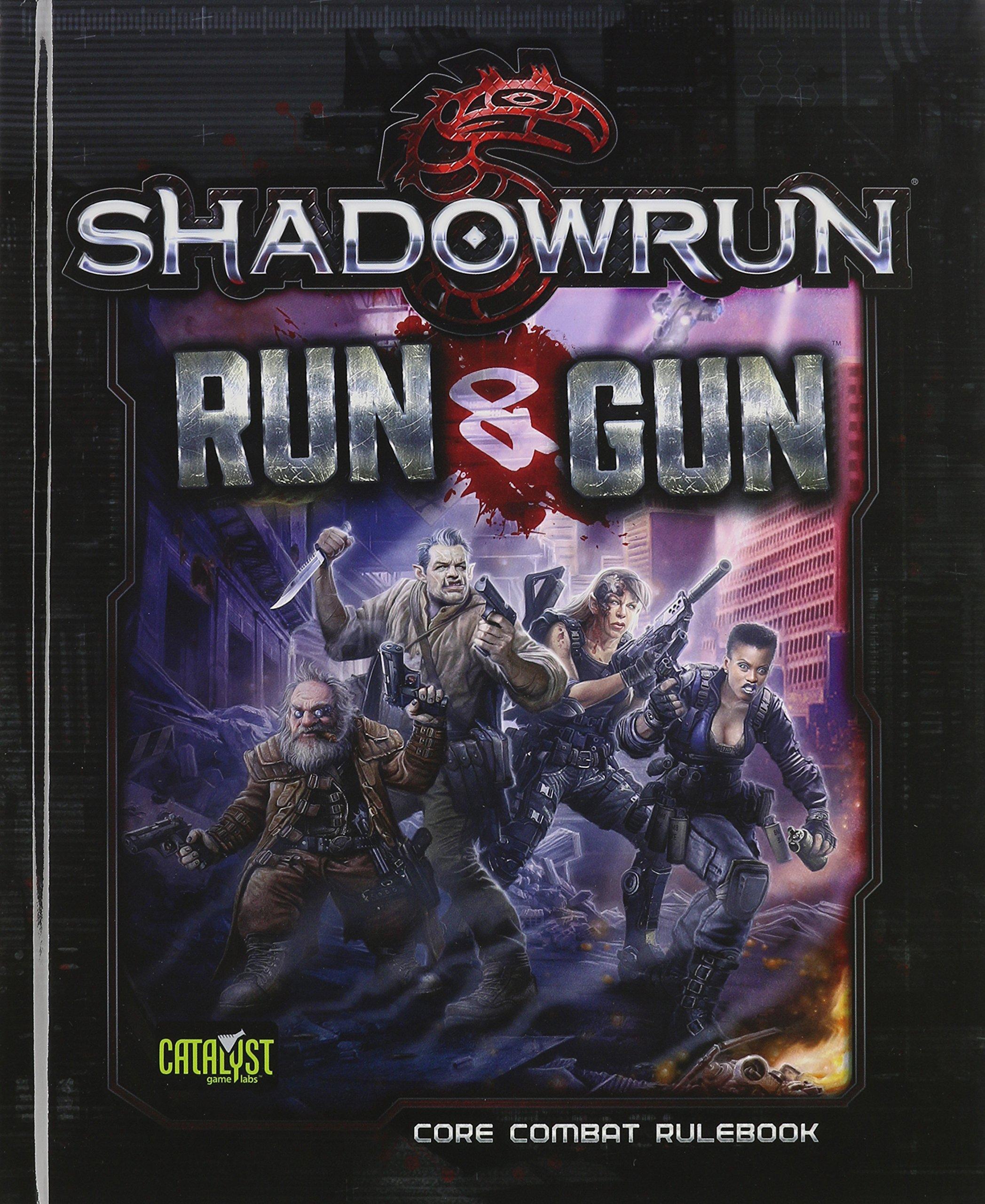 Shadowrun: Run and Gun