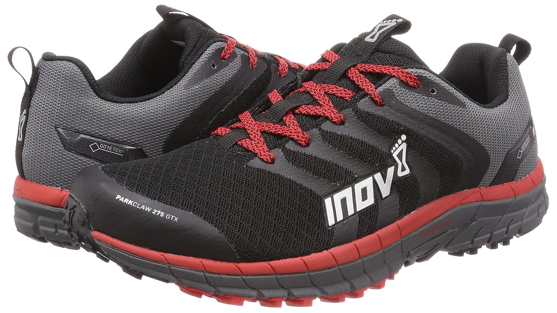 Inov-8 Inov-8 Inov-8 Parkclaw 275 GTX Negro Rojo 61b863