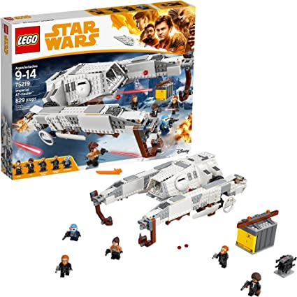 Lego Rio Durant 75219 Imperial AT-Hauler Star Wars Solo Minifigure