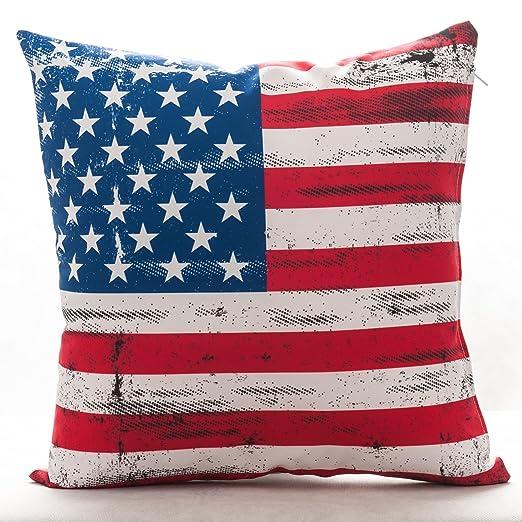 Cojín de Estados Unidos con fotos, diseño personalizado ...