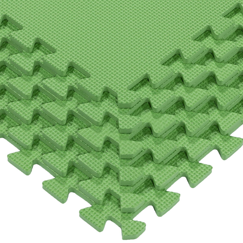 Educational Blocks, Tiles & Mats Charitable Poco Divo 36-sqft Giant Play Mat 9-tile Excise Mat Easy Setup Solid Eva Foam .. Fine Workmanship