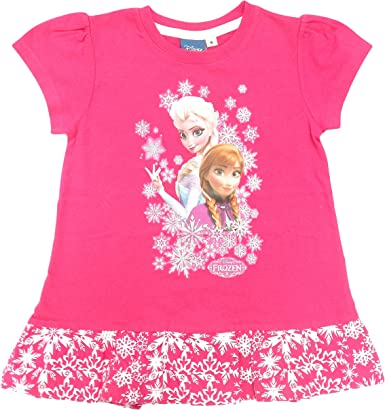 Disney - Blusa - para niña Rosa 4 años: Amazon.es: Ropa y accesorios