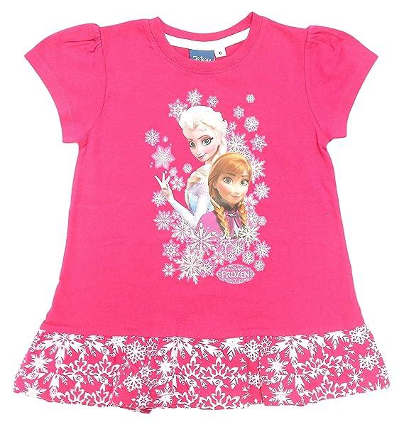 76e09f3c5 Disney Blusa - Para Niña Rosa 4 Años: Amazon.es: Ropa y accesorios