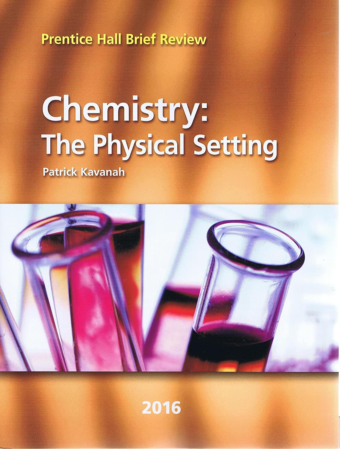 Amazon.com : 2016 Prentice Hall Brief Review Chemistry: The ...
