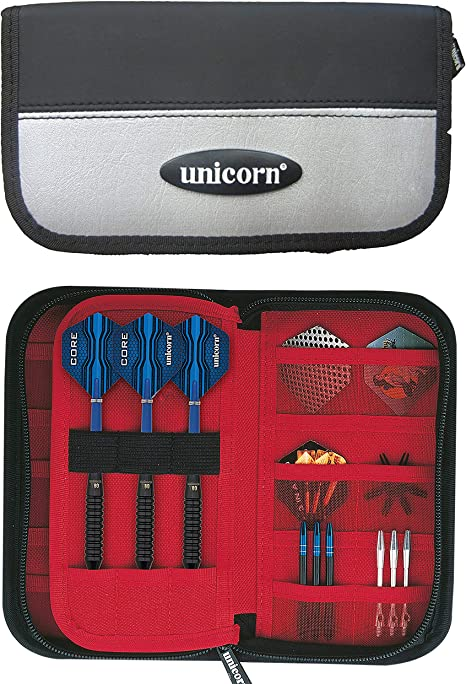 Unicorn Maxi - Estuche para Dardos (tamaño Grande), diseño de Unicornio: Amazon.es: Deportes y aire libre