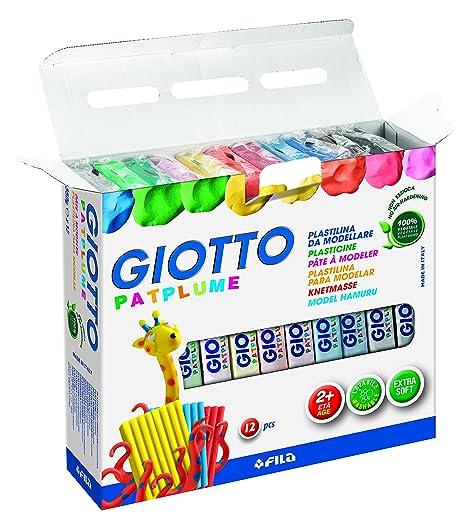 Patplume Assortimento Da Amazon 12 Giotto it 512200 350 Panetti G qTZvEw