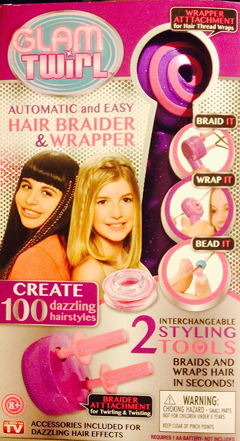 Automatic and Easy Hair Braider Wrapper
