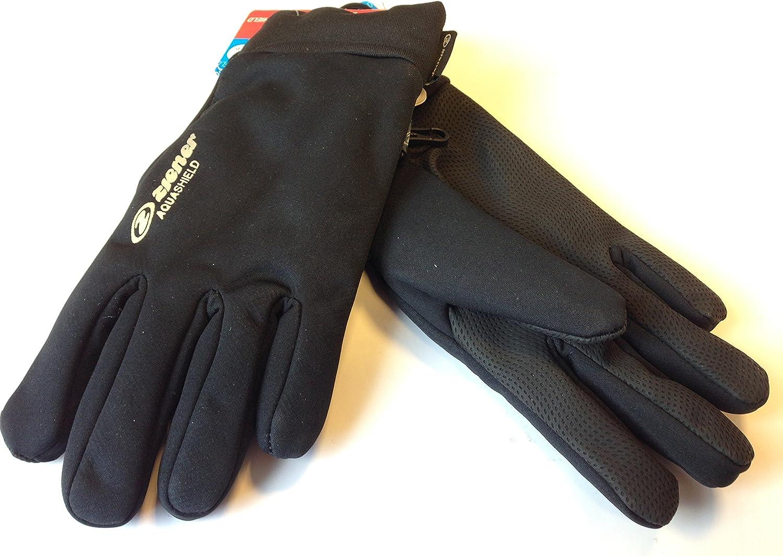 8.5 Black Ziener Mens Ivecas as Gloves