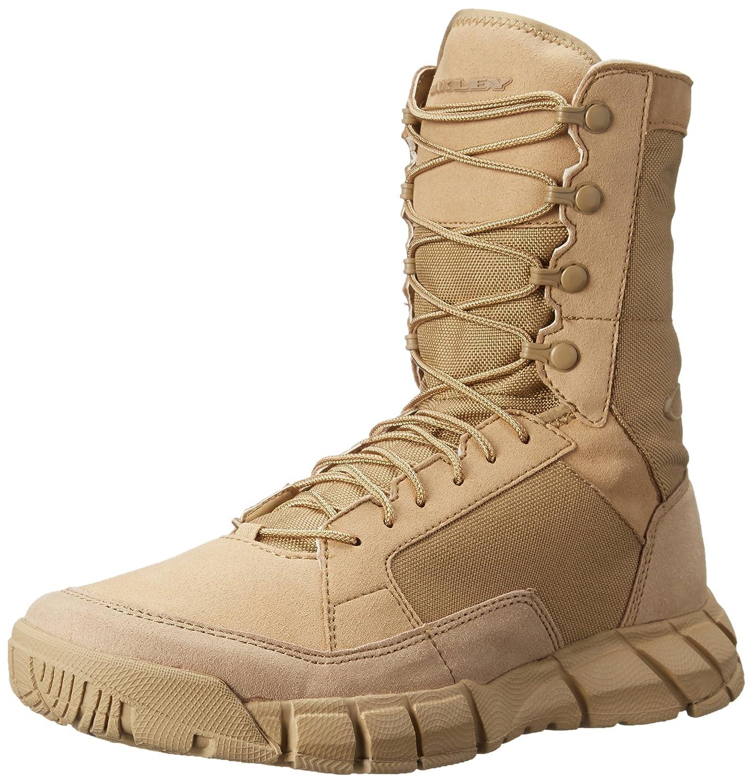 Amazon.com: Oakley Men's Light Assault Military Boot, Desert, 14 M ...