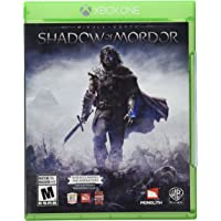 Middle Earth: Shadow Of Mordor - Xbox One - Standard Edition