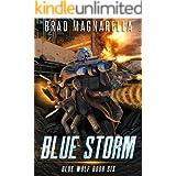 Blue Storm (Blue Wolf Book 6)