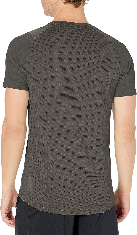 Camiseta Hombre Under Armour Mk1 SS EU SMU
