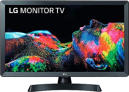 LG 24TL510S-PZ - Monitor Smart TV de 61cm (24