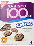 Oreo, Thin Crisps 100 Calorie Packs, 6 ct