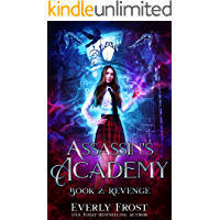 Assassin's Academy: Book Two: Revenge: (A Dark Academy