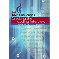 Java Challenges: Cracking the Coding Interview: based on real interviews