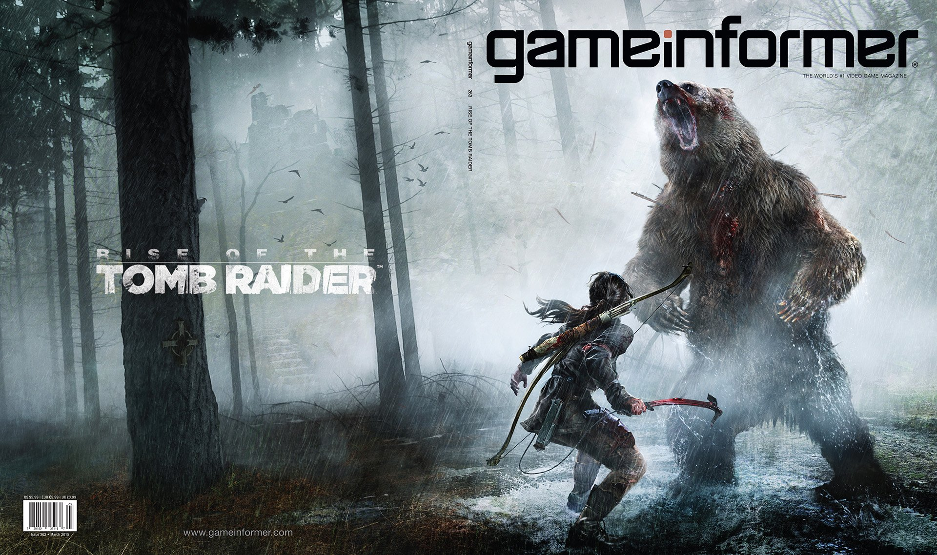 Game Informer 263 - The World's #1 Video Game Magazine