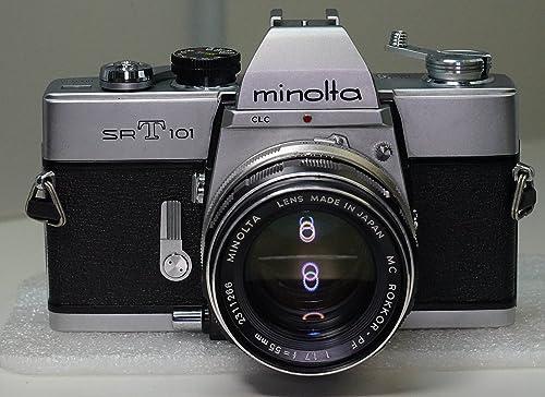ミノルタ SRT101
