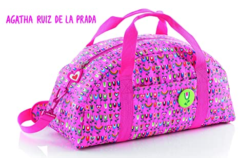 Agatha Ruiz De La Prada Bolsa de Deporte y Viaje ac01bfa3b6b77