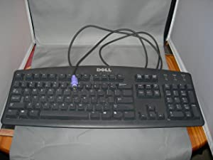 DELL COMPUTER KEYBOARD MODEL RT7D20