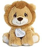 Hamilton Lion 8 inch - Baby Stuffed Animal by Precious Moments (15710)