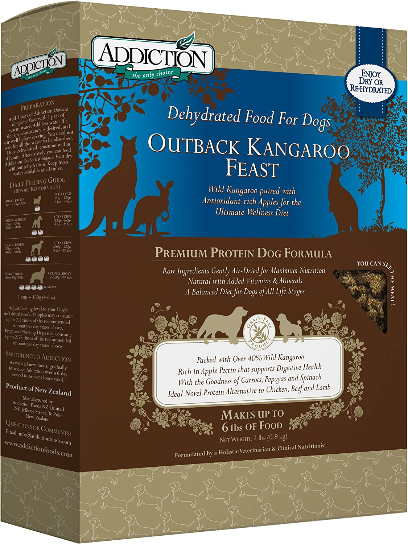Addiction Grain Free Dehydrated Dog Food