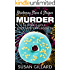 Blueberry Stars & Stripes Murder: A Donut Hole Cozy Mystery - Book 51