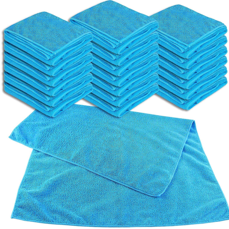 Universal toalla XL Azul 20 piezas, 50 x 70 cm - 300 g/m³ (7469 ...