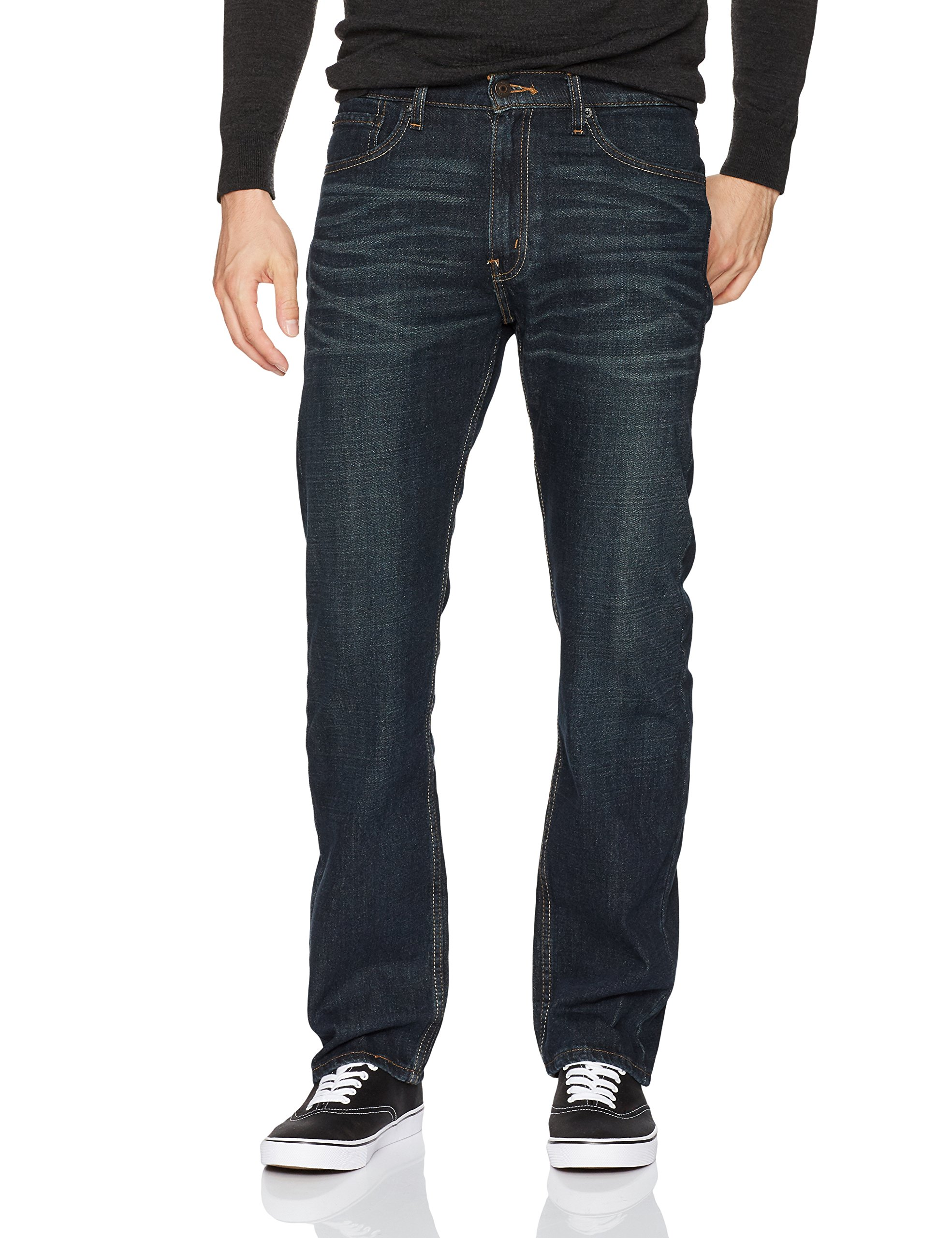 Signature by Levi Strauss & Co. Gold Label Men's Regular Fit Jeans, Westwood #1, 34W x 32L by Signature by Levi Strauss & Co. Gold Label