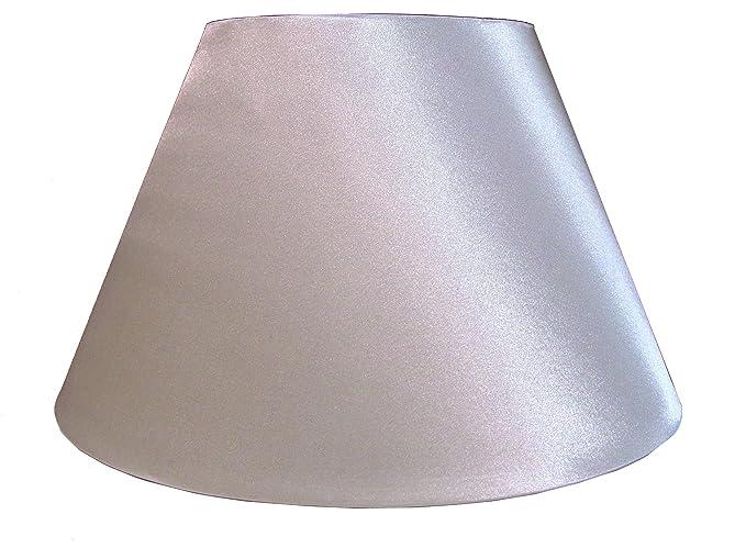 Pantalla de lámpara de techo o de mesa, color negro, crema, rosa ...