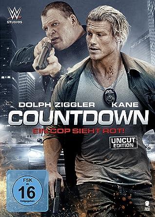 Countdown - Ein Cop sieht rot!: Amazon co uk: DVD & Blu-ray